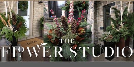 DIY Winter Planters! tickets
