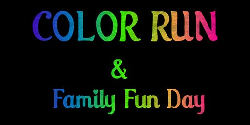 Color Run & Family Fun Day