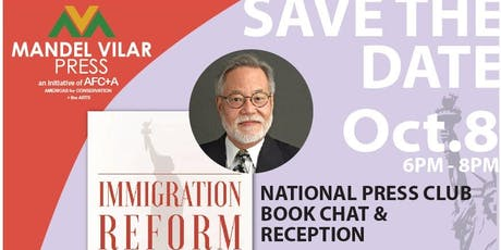 National Press Club Book Reception: Immigration Reform by Charles Kamasaki tickets