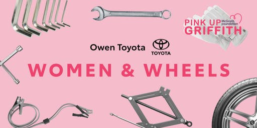 Women & Wheels Workshop 2019