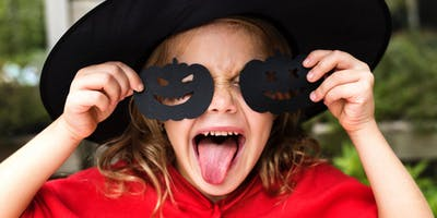 Make Your Spooky HALLOWEEN Mask!