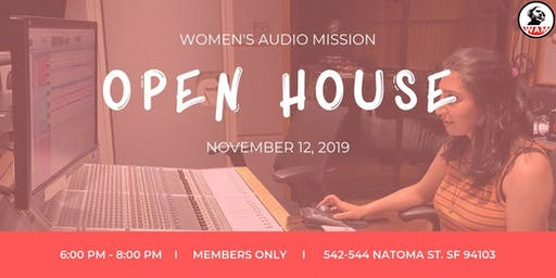 WAM Member Open House Fall 2019