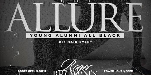 6TH ANNUAL THE ALLURE  l Official ODU Homecoming IHCB Main Event l 21+