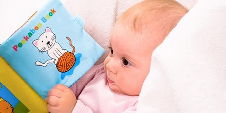 Babies into Books - Morisset Library tickets