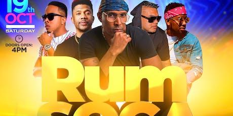 Rum & Soca tickets