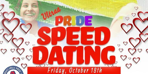 Ultraa Pride Speed Dating