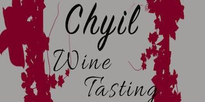 Chyil Wine Tasting