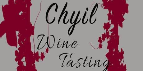 Chyil Wine Tasting tickets