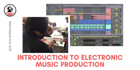 Introduction to Electronic Music Production tickets