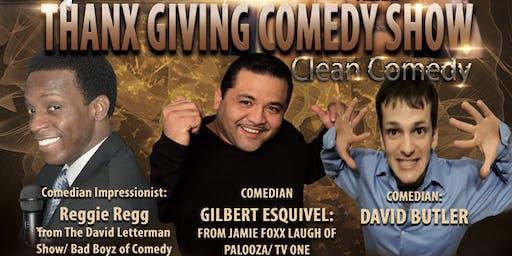 U Got Jokes Chicago Thanx Giving Comedy Show