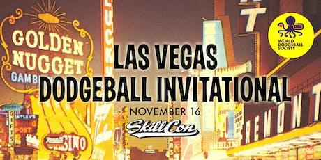 Las Vegas Dodgeball Invitational 2019 tickets
