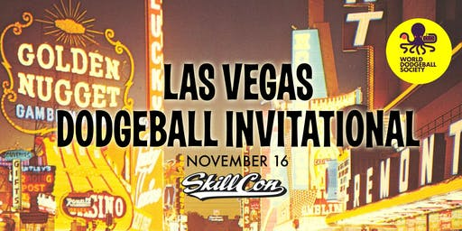 Las Vegas Dodgeball Invitational 2019
