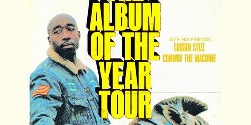 "Freddie Gibbs ""Album of the Year"" Tour"