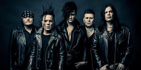 The 69 Eyes, Wednesday 13 Plus Guests at El Corazon! tickets
