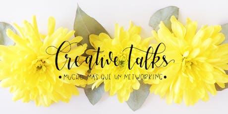 Creative Talk #2: Contenido creativo para tus redes entradas