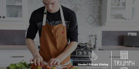 Triumph After Dark with Chef Dean Strobel tickets