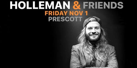 HOLLEMAN & FRIENDS tickets