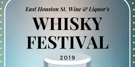 Whisky Festival 2019 tickets