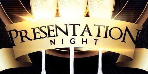 WHFNC Presentation Night 2019