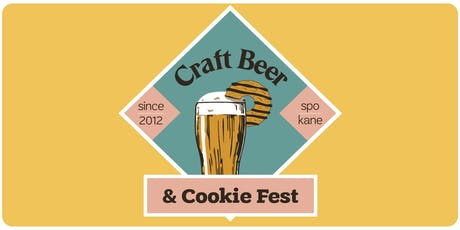 7th Annual Craft Beer & Cookie Fest Spokane tickets