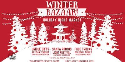 Winter Bazaar / Holiday Night Market