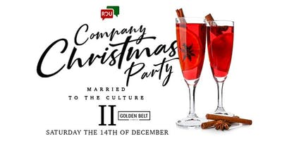 Married to the Culture 2 Company Christmas Party