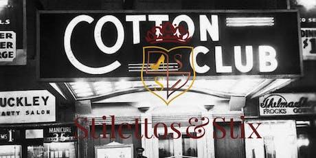 Stilettos & Stix Harlem Renaissance 2 Year Anniversary tickets