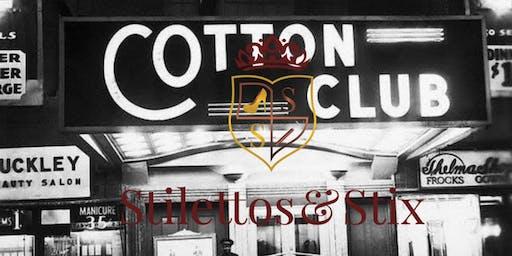 Stilettos & Stix Harlem Renaissance 2 Year Anniversary