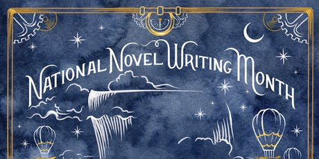 National Novel Writing Month Kick-off Party! tickets