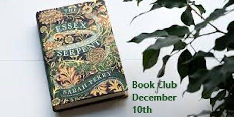 December Book Club: Essex Serpent tickets