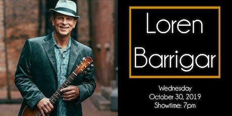 Loren Barrigar at The 443 tickets