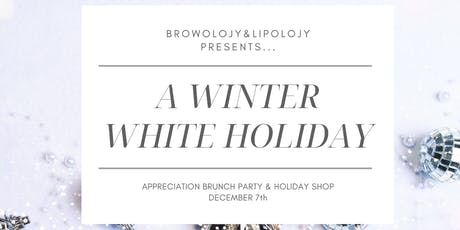 BrowoloJy Holiday Social tickets