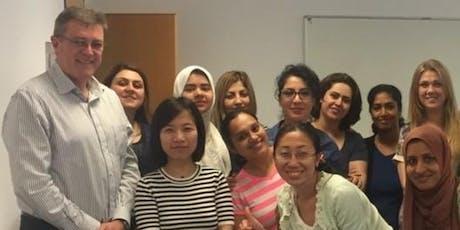 Jobsearch Effectiveness Seminar: Skilled Migrants and International Graduates   tickets
