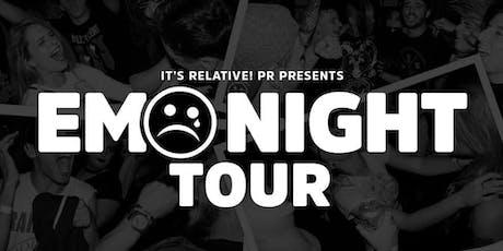The Emo Night Tour - Reno tickets
