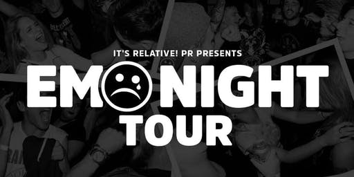 The Emo Night Tour - Reno