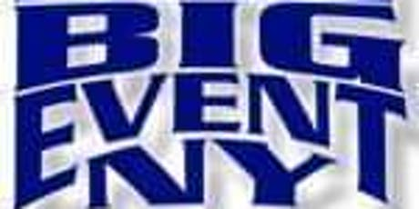 Big Event NY Bus Trip  tickets
