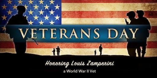 Veterans Day Mini Camp