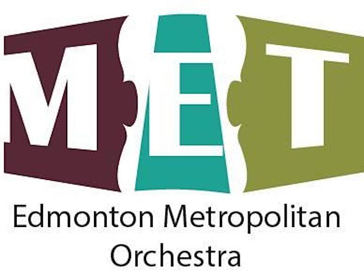 Season Tickets- Edmonton Metropolitan Orchestra 2019-2020 image