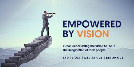 Brisbane - Empowered by Vision tickets
