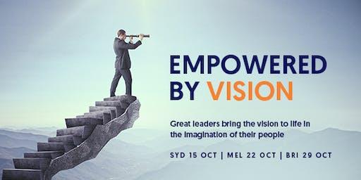 Brisbane - Empowered by Vision