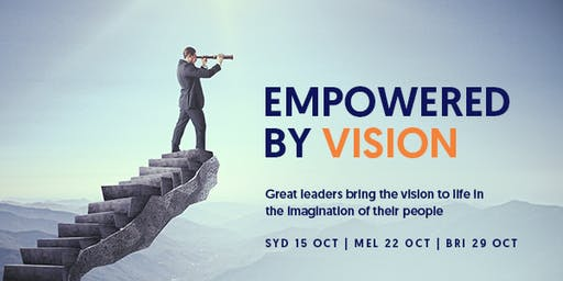Melbourne - Empowered by Vision