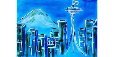 11/18 - Seahawk Skyline @ Pyramid Alehouse, Seattle