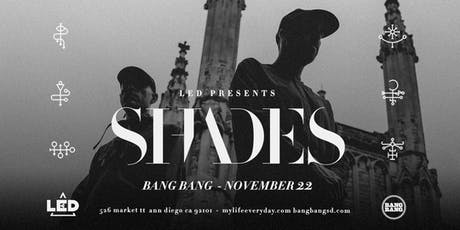 SHADES (Alix Perez + Eprom) tickets