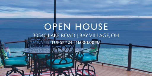 Luxury Open House: Sep 24, Tue: 11:00-1:00pm