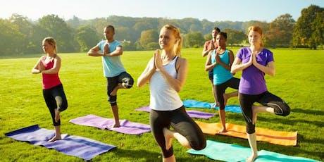 Gentle Community Yoga at Breckenridge Library tickets