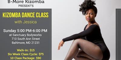 Kizomba Dance Class in Baltimore