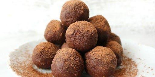 Herb Class ~ Learn to Make Medicine Balls, Energy Balls & Adaptogen Balls!