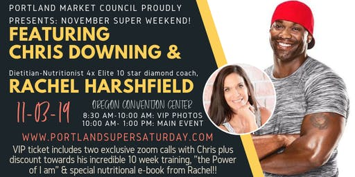 November Portland Beachbody Super Sunday featuring Chris Downing