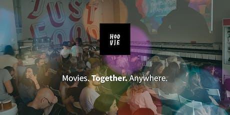 //Hoovie// On the Table x Hoovie x Eastside Studios screening + fundraiser tickets
