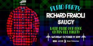 Plaid Party | Royale Saturdays | 10.19.19 | 10:00 PM |...